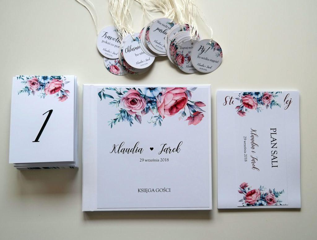 dodatki ślubne księgi gości